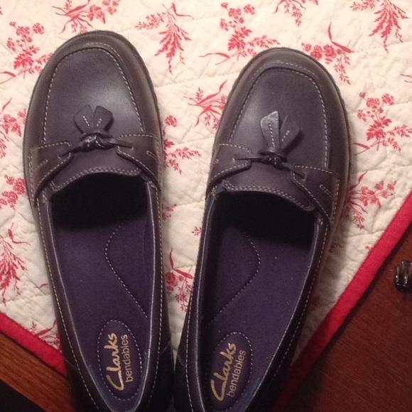 7a69ed54da0 Clarks Shoes - Clarks Bendables Ashland Bubble Slip-on Loafers